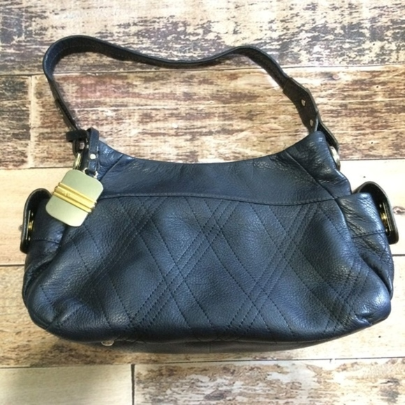 b. makowsky Bags   Bmakowsky Quilted Glove Leather Zip Top Hobo Bag ... 5e95d601d6